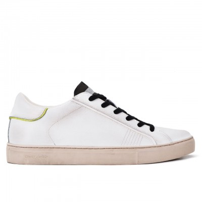 Crime London | Low Top Essential Bianco | CRL_11603AA3.10