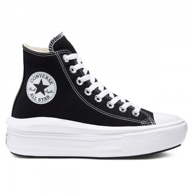 Converse | Chuck Taylor All Star Move High Top Nero | CNV_568497C