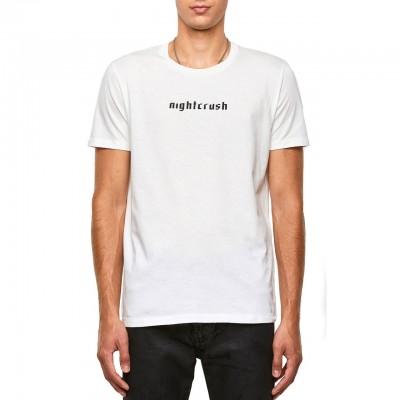 Diesel   T-Iny T-Shirt, Bianco   DSL_A00692 0GRAA 129