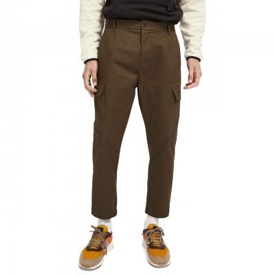 Scotch & Soda | Pantaloni cargo in cotone stretch, Verde | S&S_158377 0360