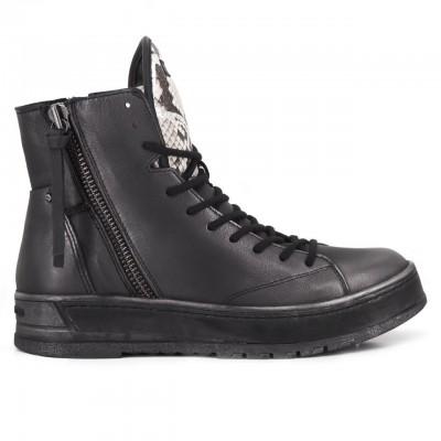 Crime London | Sneaker Boots, Nero| CRL_25951AA3.20