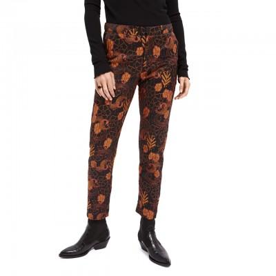 Scotch & Soda | Pantaloni Jacquard Slim Fit, Nero | S&S_159087 0217