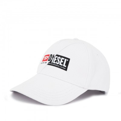 Diesel | Cap-Cuty Cappellino, Bianco | DSL_A00584 0KAVL 100
