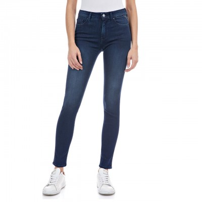 Replay | Jeans Skinny Luzien, Blu | RPY_WHW689.028.41A 771 007
