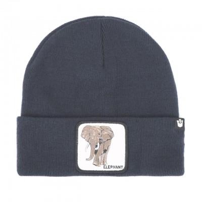 Goorin Bros.   Cuffia Elefante, Blu   GOB_107-0209-NVY