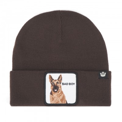 Goorin Bros. | Bad Boy Beanie, Marrone | GOB_107-0208-COF