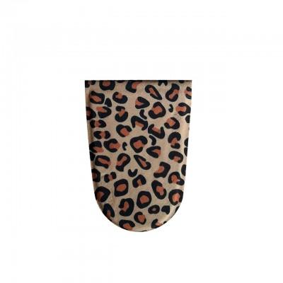 Funstonze | Clip-On Leopardato, Giallo | FNZ_LEAD
