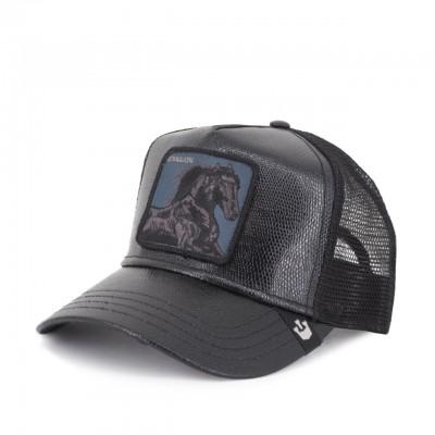 Goorin Bros. | Cappello Da Baseball Stallion, Nero | GOB_101-0624-BLK