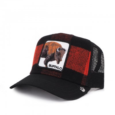 Goorin Bros. | Cappello Da Baseball Buff, Rosso | GOB_101-0614-RED