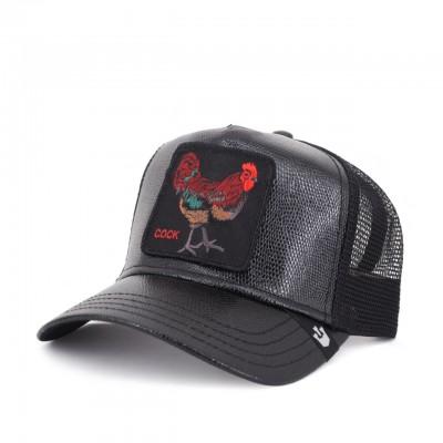 Goorin Bros. | Cappello Da Baseball Cock, Nero | GOB_101-0609-BLK
