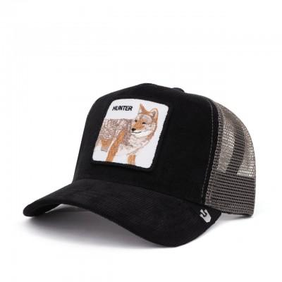 Goorin Bros. | Cappello Da Baseball Hunter, Nero | GOB_101-0612-BLK
