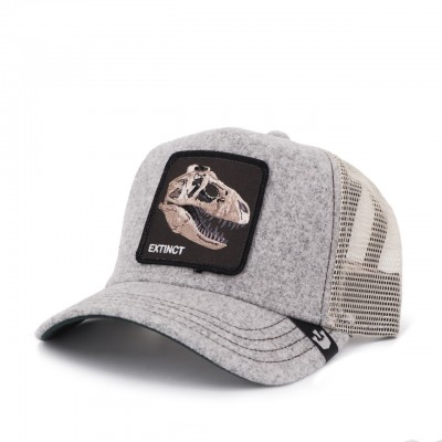 Goorin Bros. | Cappello Da Baseball Bone Head, Grigio | GOB_101-0803-GRN