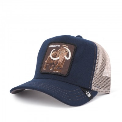 Goorin Bros. | Cappello Da Baseball Mammut, Blu | GOB_101-0805-NVY