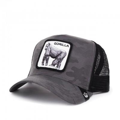 Goorin Bros. | Baseball Hat Reflector Gorilla , Black | GOB_101-2678-BLK