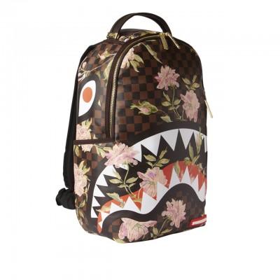 Sprayground | Shark Flower Backpack Marrone | SPR_910B2975NSZ