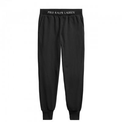 Polo Ralph Lauren   Pantalone Da Jogging , Nero   RLU_714804801002