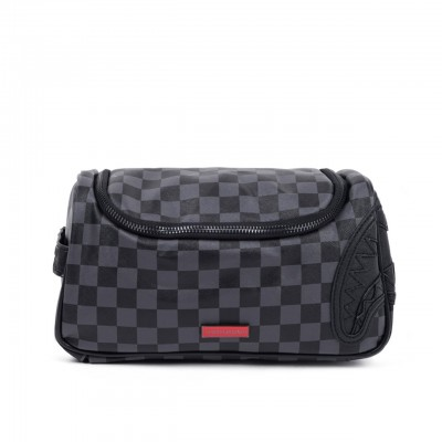 Sprayground | Henny Black Toiletry Bag Nero | SPR_910B3439NSZ