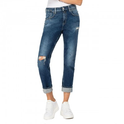 Jeans Boy Fit Marty Rose...