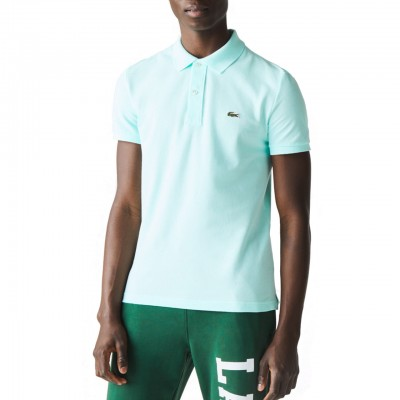 Polo Slim Fit, Verde