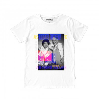 Balboa Graphic T-Shirt, White
