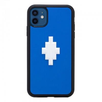 3D Cross Blue iPhone 12...