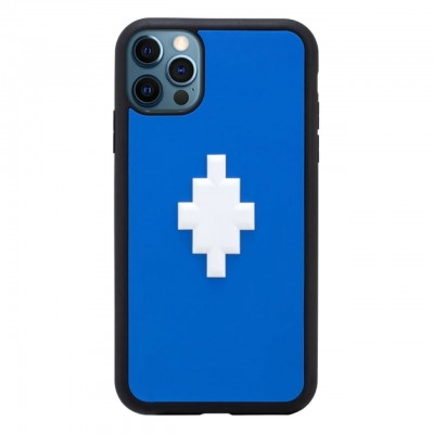 Cover 3D Cross Blue iPhone...