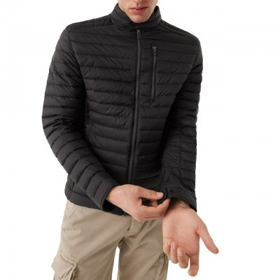 Urban down jacket, Black