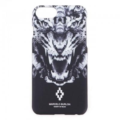 Cover El Muerto iPhone 7, Nero