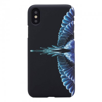 Cover WingsT iPhone XS, Nero