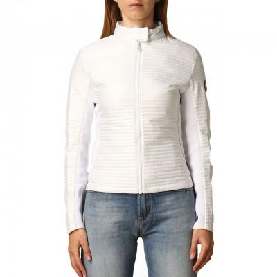 Urban down jacket, White