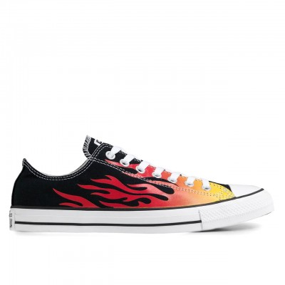 Chuck Taylor All Star Ox, Nero