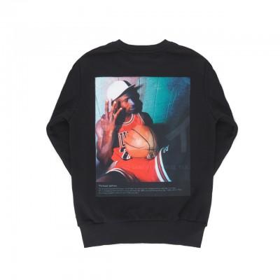 Icon Sweatshirt, Nero