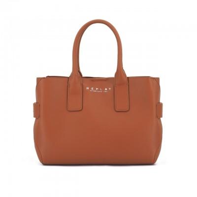 Handbag With Shoulder...