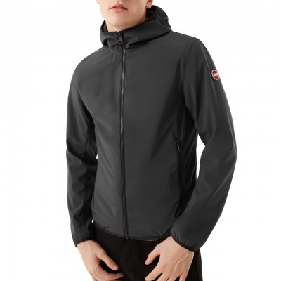 Softshell Jacket With Hood,...