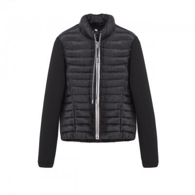 Scuba down jacket, Black