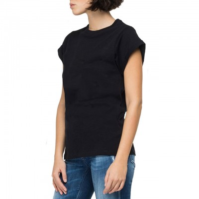 T-Shirt Essential, Nero