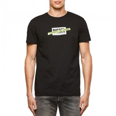 T-Diegos A3 T-Shirt, Black