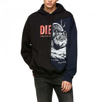 S-Blasty Sweatshirt, Black