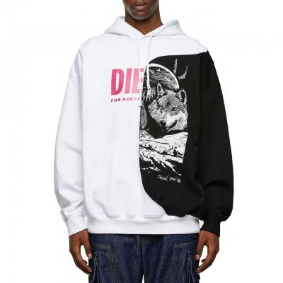 S-Blasty Sweatshirt, White