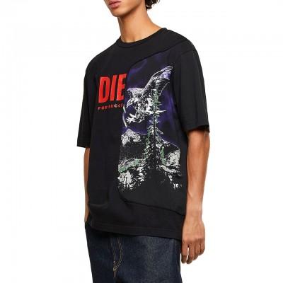 T-Blast T-Shirt, Black