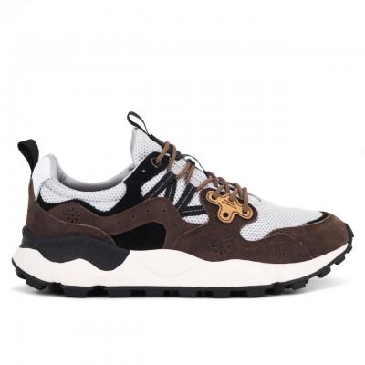 Yamano 3 Man Sneaker, Brown
