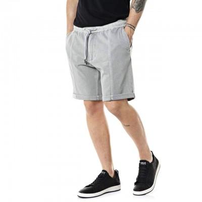 Pantaloncino Essential, Grigio