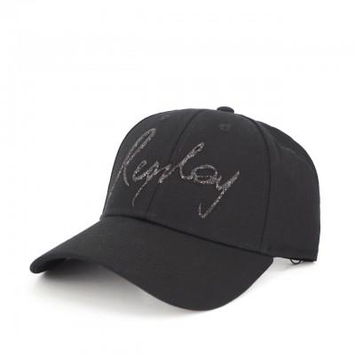 Cappellino da Baseball, Nero