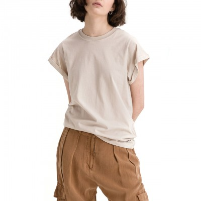 T-Shirt Essential, Beige