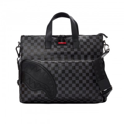 Black Henny Travel Case, Nero