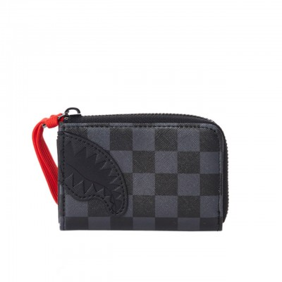 Black Henny Wallet, Nero