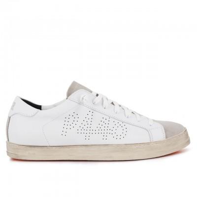 John Whi / Ora Sneaker, White