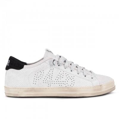 Sneaker Johnny Silver...