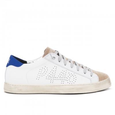 Sneaker John White/Tab, Bianco