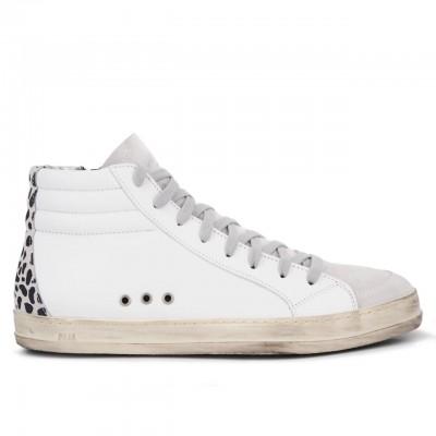Skate White Cheetah...